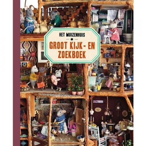 Het Muizenhuis Groot kijk- en zoekboek
