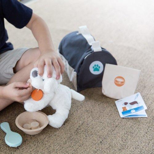 Plan Toys Huisdier Verzorgingsset