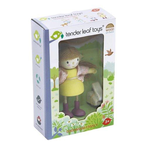 Tender Leaf Toys Amy met Konijn