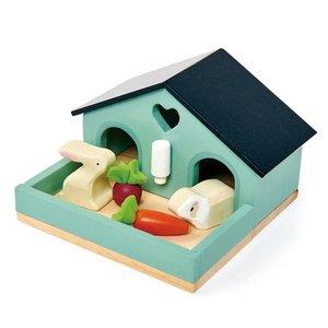 Tender Leaf Toys Huisdierenset Konijn