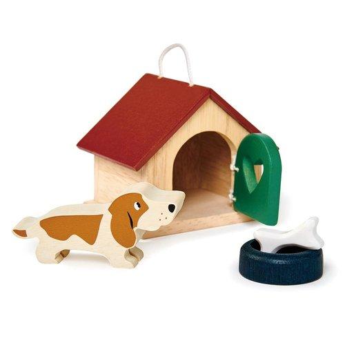 Tender Leaf Toys Huisdierenset Hond