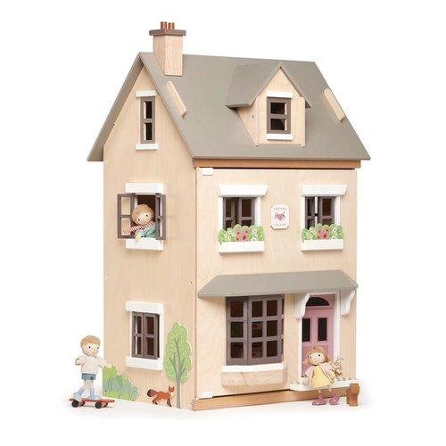 Tender Leaf Toys Poppenhuis Villa Foxtail