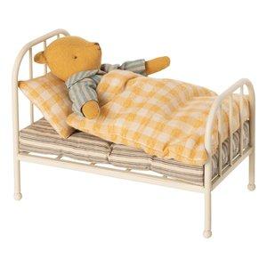 Maileg Vintage Bed Teddy Junior