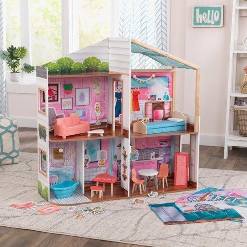 Kidkraft Magnetic Makeover Barbiehuis