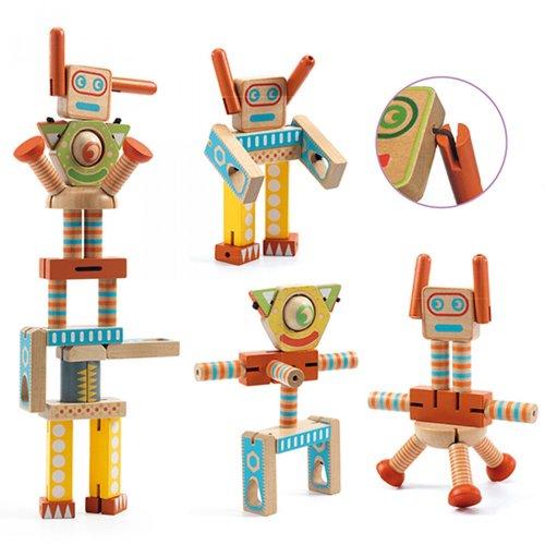 Djeco Bouw Set Robot