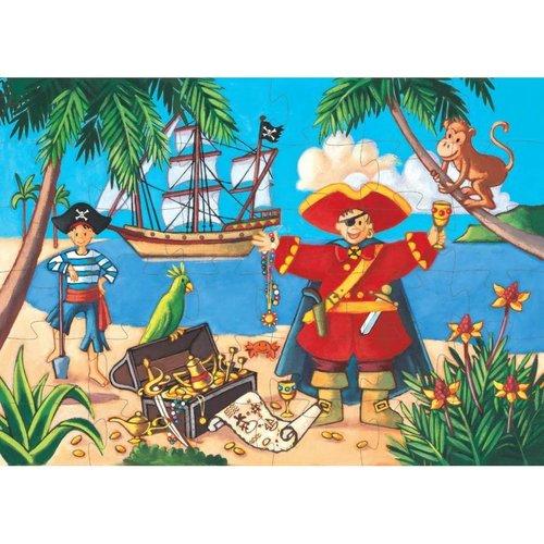 Djeco Puzzel Piraat
