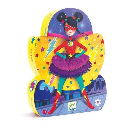 Djeco Puzzel Superstar