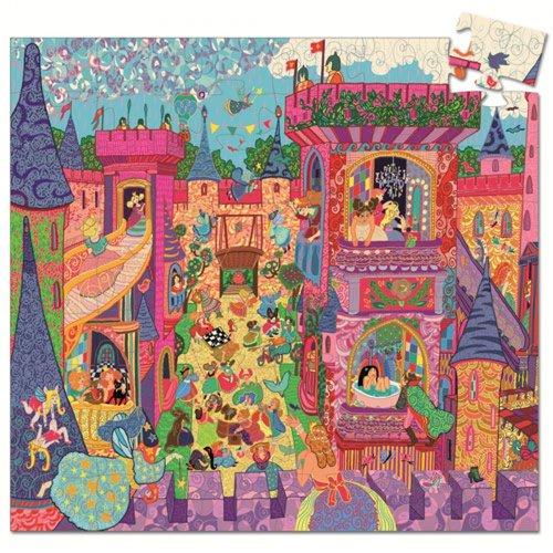 Djeco Puzzel Sprookjeskasteel