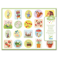 Stickers Tuin - 120 st