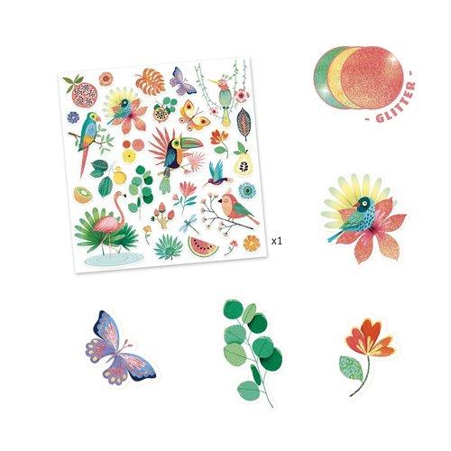 Djeco Stickers Paradijs - 30 st