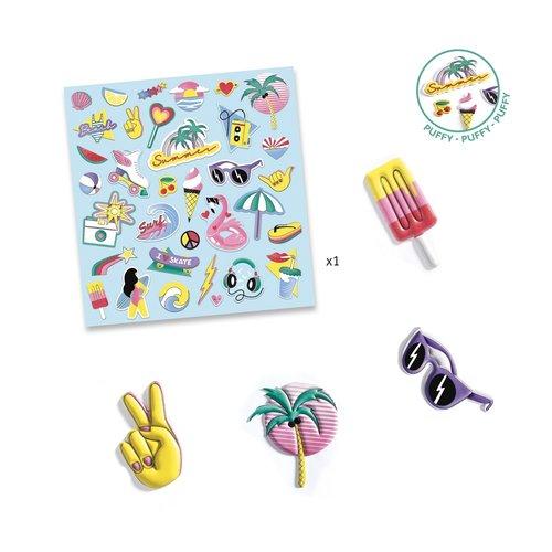 Djeco Stickers Californië - 30 st