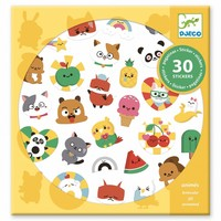 Stickers Emoji - 30 st