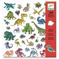 Stickers Dinosaurussen - 160 st
