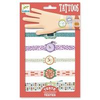 Tatoeages Horloge