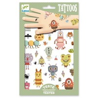 Tatoeages Monsters