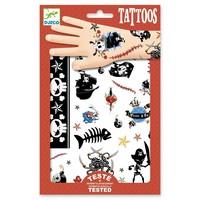 Tatoeages Piraten