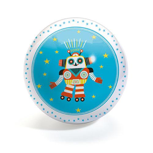 Djeco Bal Robot - 12 cm
