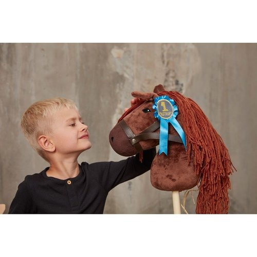 byASTRUP Rozetten voor Stokpaardjes ( 2st)