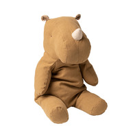 Safari Friends Neushoorn Umber - 60 cm