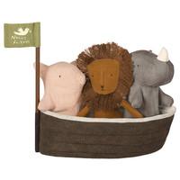Noah's Ark met 3 knuffels