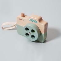 Camera Blauw
