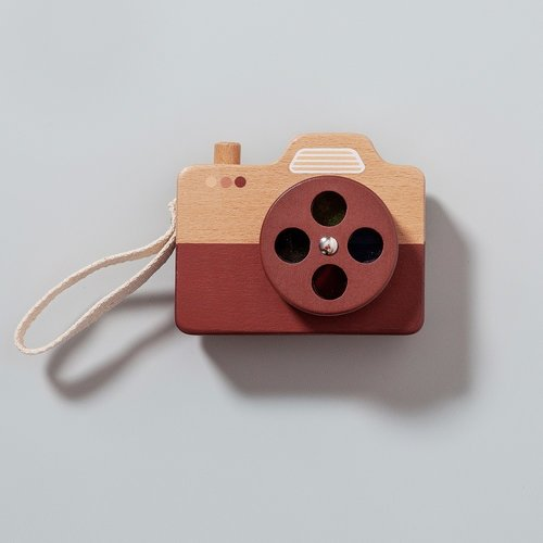 Petit Monkey Camera Bruin