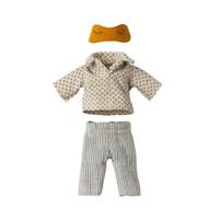 Pyjama met Slaapmasker - Vader Muis