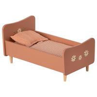 Houten Bed Mini - Roze