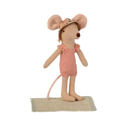 Maileg Strandet voor grote zus muis