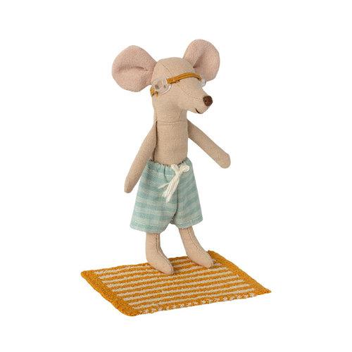 Maileg Strandet voor grote broer muis