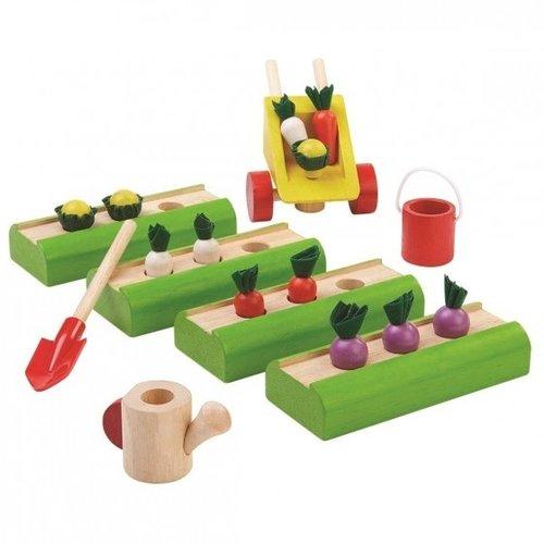 Plan Toys Poppenhuis Groentetuin
