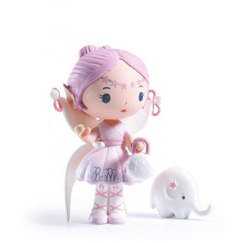 Djeco Tinyly Poppetje Elfe & Bolero