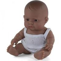 Babypop Meisje Getint - 21 cm