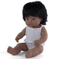 Babypop Meisje Getint - 38 cm
