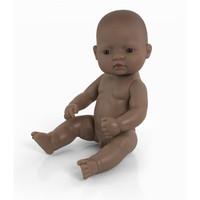 Babypop Jongen Getint - 32 cm