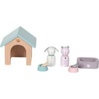 Poppenhuis Huisdieren Set