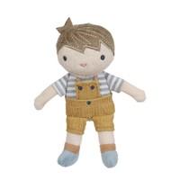 Knuffelpop Jim 10 cm