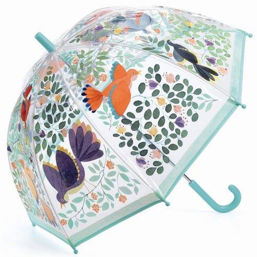 Djeco Paraplu Bloemen en Vogels