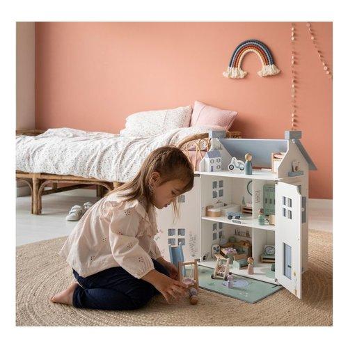 Little Dutch Poppenhuis Aanvulset Kinderkamer