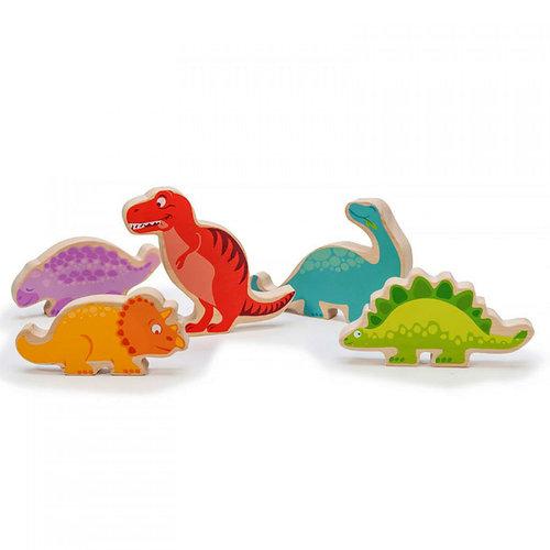 Le Toy Van Dinosaurus Vriendjes 1st
