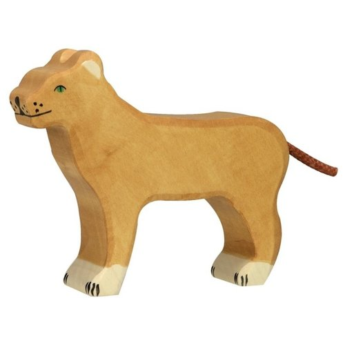 Holztiger Leeuwin 11,5 cm