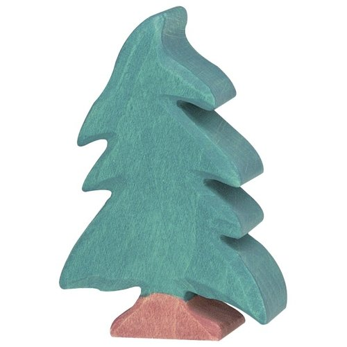 Holztiger Naaldboom 11 cm