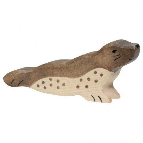 Holztiger Zeehond 5,5 cm