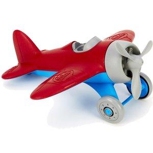 Green Toys Vliegtuig Rode Vleugels