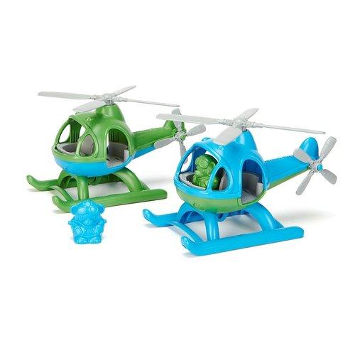 Green Toys Helikopter Groen