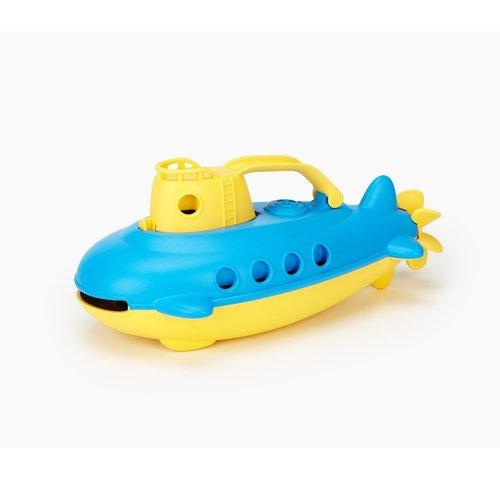 Green Toys Onderzeeër Geel