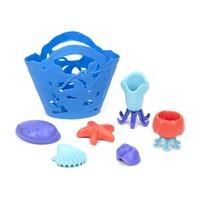 Waterspeelgoed met Blauwe Mand