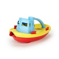 Sleepboot Blauw Handvat