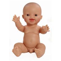 Gordi  Pop Jongen Lachend  - 34 cm