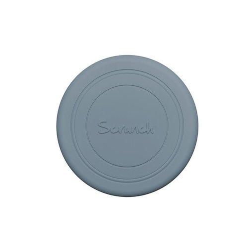 Scrunch Frisbee Eendenei Blauw